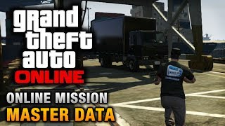 GTA Online - Mission - Master Data [Hard Difficulty]