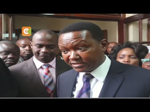 Alfred Mutua loses seat in appeal judgment