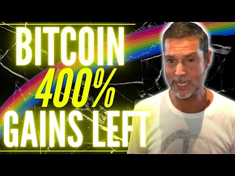 Bitcoin Price Prediction 2021 (April Update) Raoul Pal – Everyone is underestimating BTC (400%)