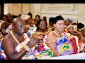 MARRIAGE BLESSING BETWEEN NANA FOSTER AND NANA ODE BRESCIA HEMAA
