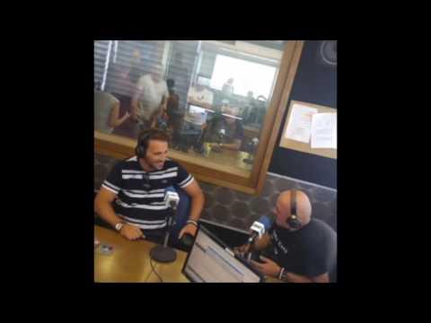 Nikos Vertis radio Jerusalem 6/9/2016