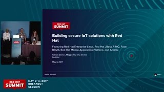 Building secure IoT solutions