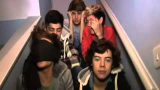 One Direction Video Diary 4 - X Factor
