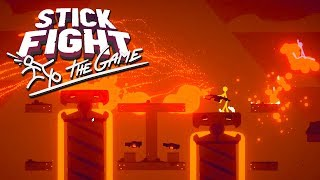 Stick Fight The Game with The Crew!
