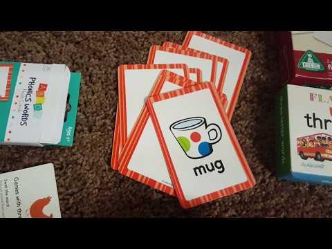 Montessori inspired - CVC and Sight words activity book