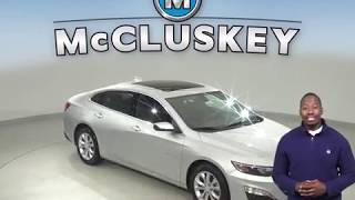 190915 - New, 2019, Chevrolet Malibu, LT, Sedan, Test Drive, Review, For Sale -