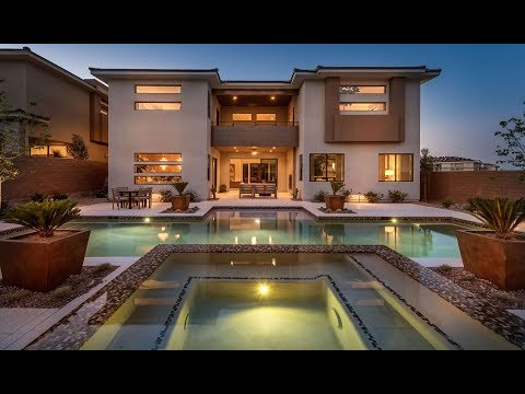 $1,500,000 Summerlin: The Grand Collection Plan 3 at Sterling Ridge by William Lyon Homes