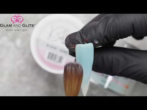 Glam And Glits Color Blend Nail Powder Bl3030 Nail Care, Manicure & Pedicure Bubbly 2oz