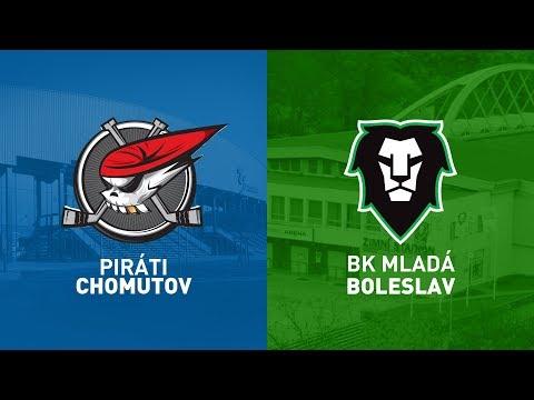 7. Kolo O Pohár DHL: Piráti Chomutov Vs BK Mladá Boleslav