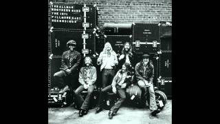 ALLMAN BROTHERS BAND Boogie With The Hook