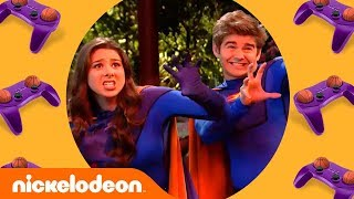 Thundermans 100th Save Movie Moments ❄️ | #FunniestFridayEver