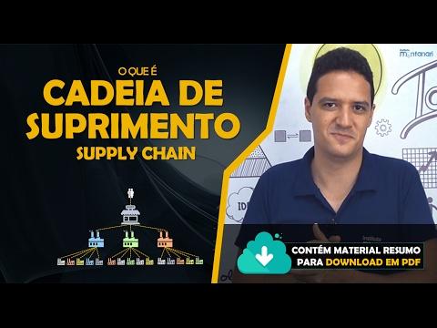 Cadeia De Suprimento: O Que é? | Supply Chain