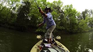 Epic 6 Pound Gainer 15 second fish catch contest video.
