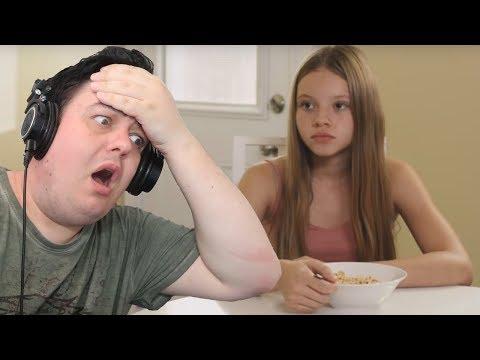 Daz Watches MISHKA teen pregnancy
