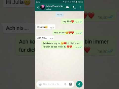 Whatsapp Chat #2 / SAD chats - YouTube