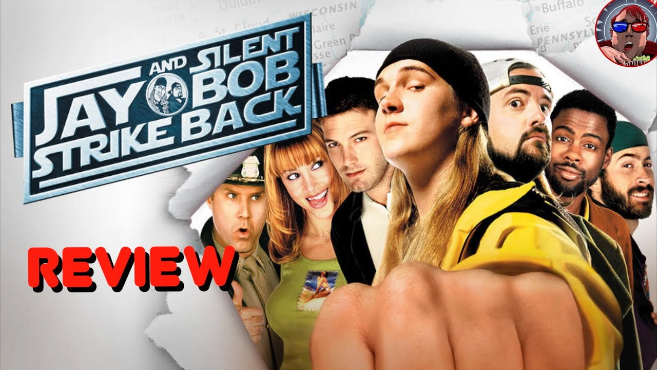 Download Jay and Silent Bob Strike Back (2001) Movie Review || The end of the View Askewniverse?