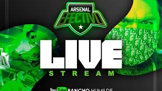 Rancho Humilde Live Con Arsenal Efectivo