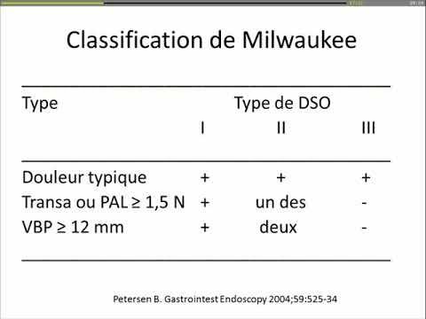 Douleurs biliaires post-cholécystectomie - A. PARIENTE