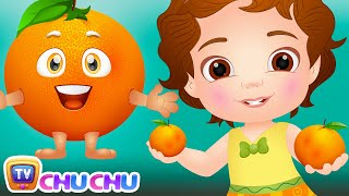 Orange Song (SINGLE) | Learn Fruits for Kids | Educational Songs & Nursery Rhymes by ChuChu TV