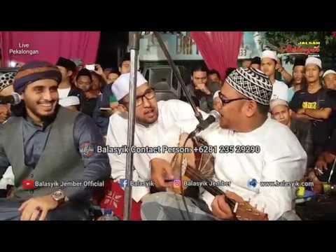 Download Habib Bidin suka godain penyanyi akhirnya turun   Jalsah Balasyik live Pekalongan Terbaru