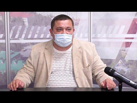 Иван Чечиков - и.о. главного врача БУ ХМАО-Югры