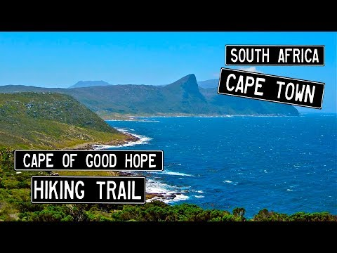 The Cape Of Good Hope Trail - Hiking Cape Point