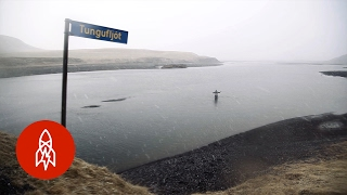 fly fishing in iceland s glacial rivers