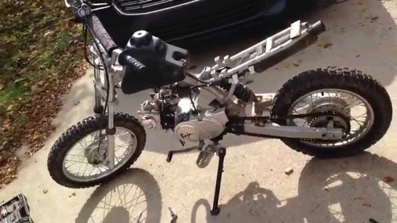 Removing chinese dirt bike plastics youtube removing chinese dirt bike plastics sciox Gallery