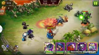 ����� ���� Magic Rush heroes