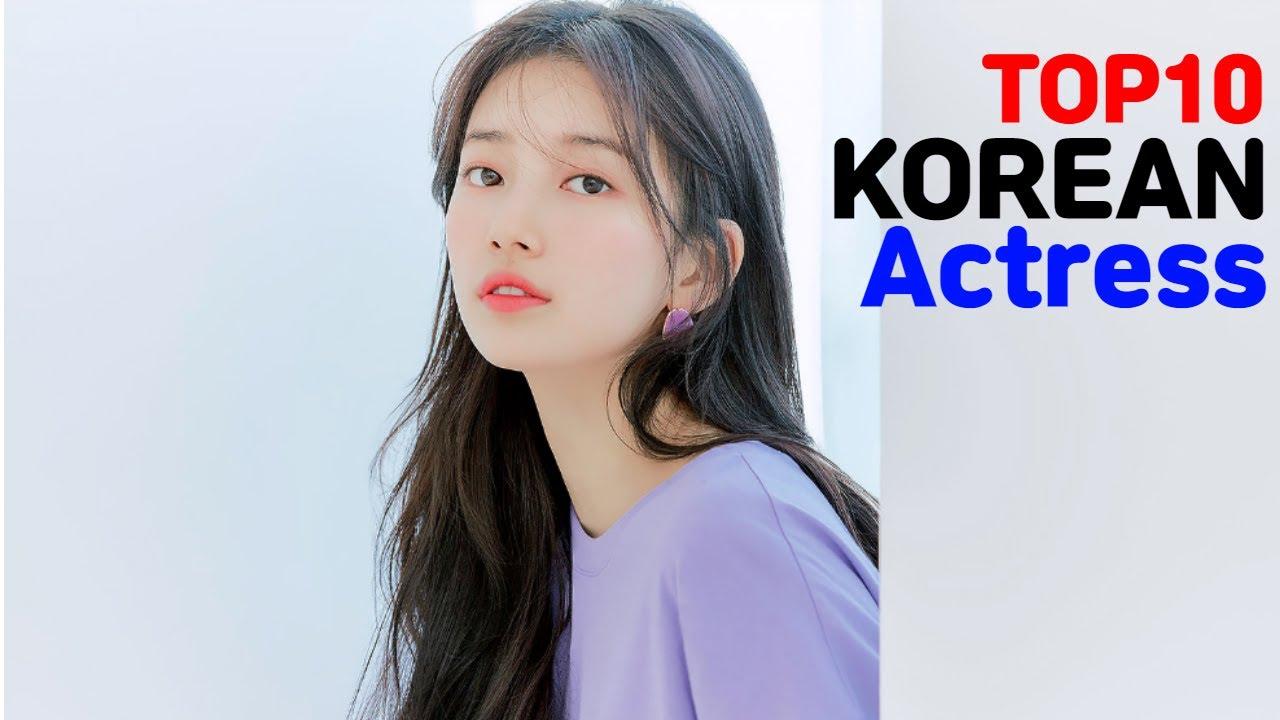 2020 Top10 Most Beautiful Korean Actresses [K-Drama / K-movie]