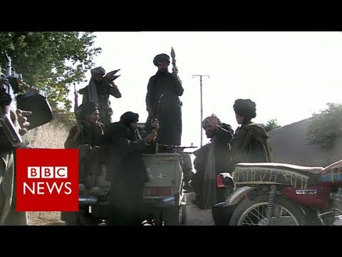 Taliban 'threaten 70% of Afghanistan' BBC investigation find