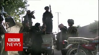 Taliban 'threaten 70% of Afghanistan' BBC investigation finds - BBC News