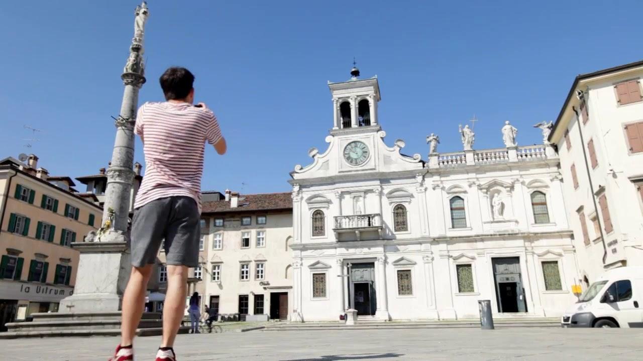 Giardino In Città Udine udine, città da visitare!