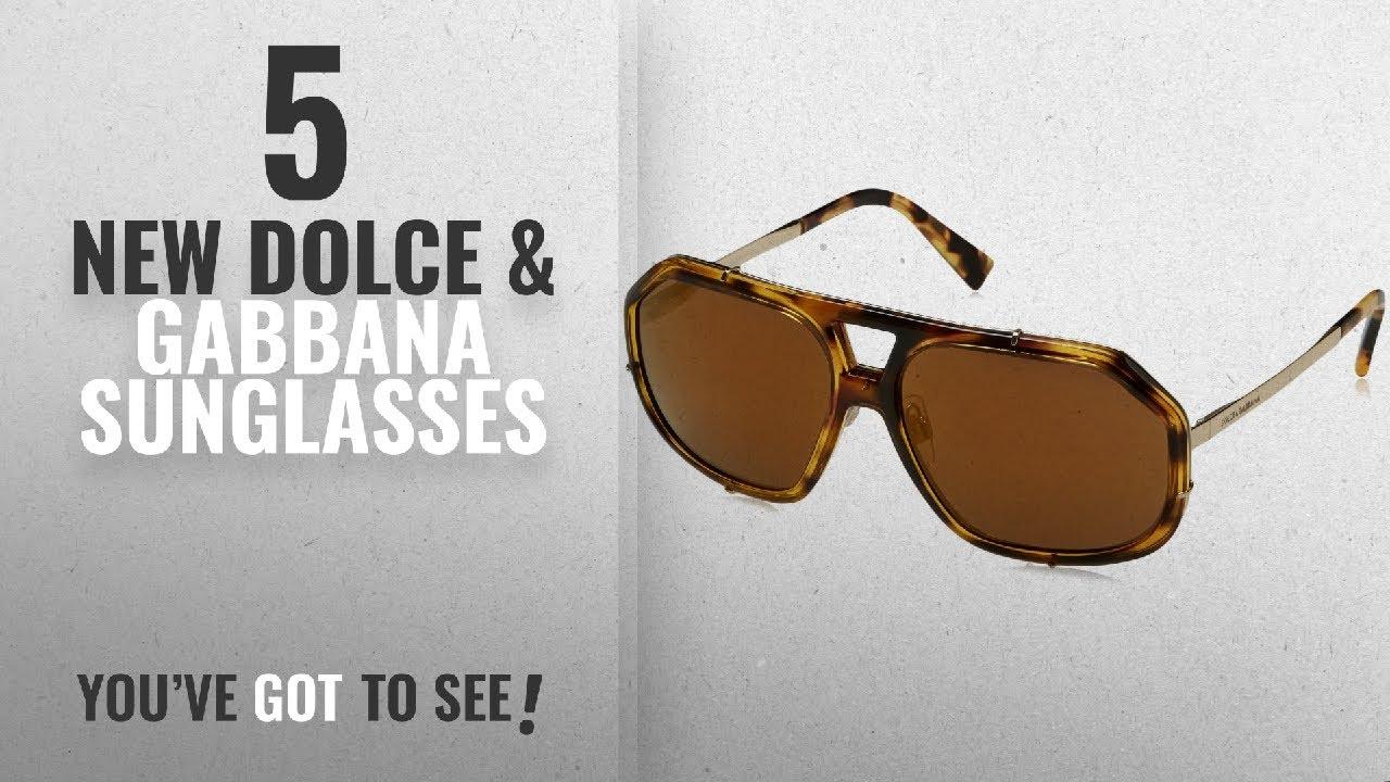 654104b7ff57 Top 10 Dolce   Gabbana Sunglasses   Winter 2018    Dolce   Gabbana ...
