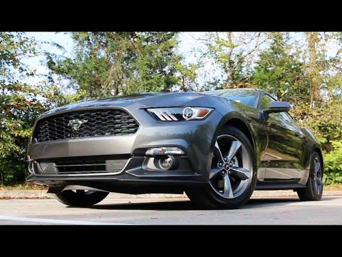 Ford Of Murfreesboro >> 2015 Mustang 3.7L v6 Cloth Interior - YouTube