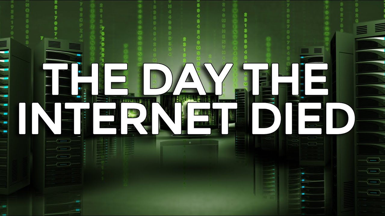 The Day The Internet Died - Net Neutrality - Mike Maloney ...