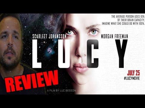 Lucy 2014    OPINIÓN  CRÍTICA  John Doe  Luc Besson  Scarlett Johansson