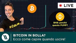 Bitcoin, la bolla della criptovaluta sta per scoppiare?