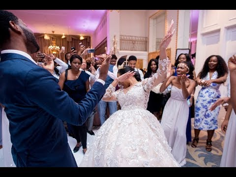 2017 Ademuwagun Wedding | Best Entrance Ever!