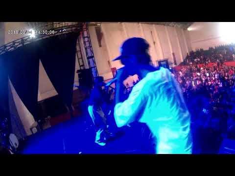 Almamosca - Langkah Serdadu Live in Tasikmalaya Rock In Fest 3