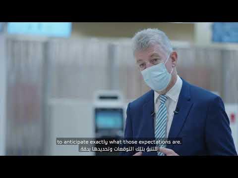 Dubai Airports 2020 CEO report