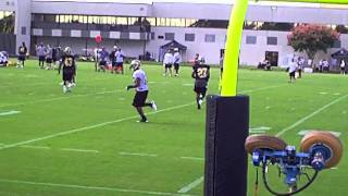 Pierre Thomas is Back!