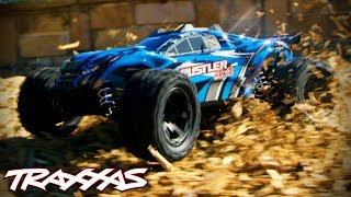 New Rustler 4X4 with Titan Power | Traxxas