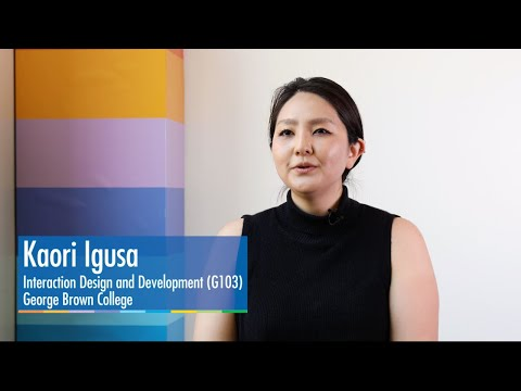 #WhyGBC Japanese Testimonial – George Brown College International