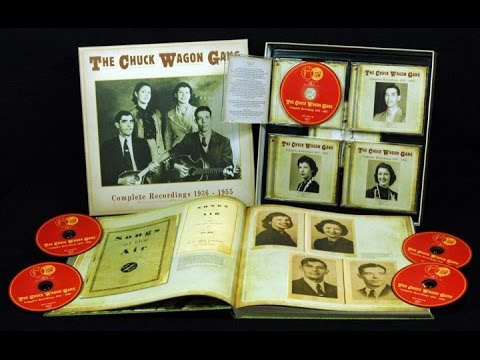 Chuck Wagon Gang The Complete Recordings 1936 1955