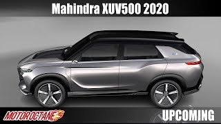 Mahindra XUV500 2020 | Hindi | MotorOctane