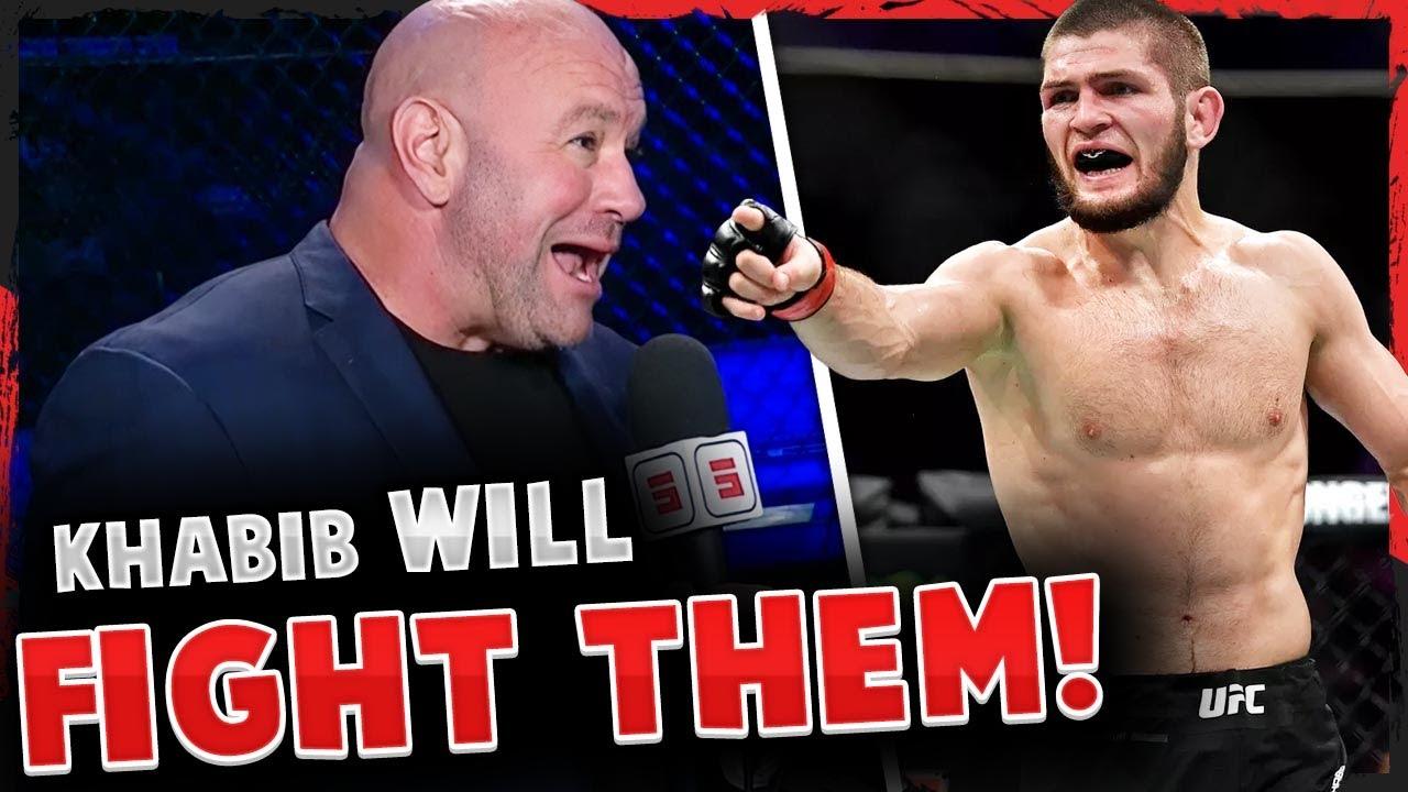 UFC 257: Poirier vs. McGregor will determine Khabib ...
