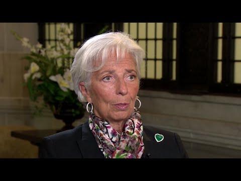 IMF Director: Turkey Has Taken Strong Steps To Prevent Financial Turmoil