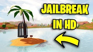 🔴 INSANE JAILBREAK HD UPDATE!! | REAL LIFE SHADOWS! (New Lighting) | JAILBREAK 2! | ROBLOX LIVE