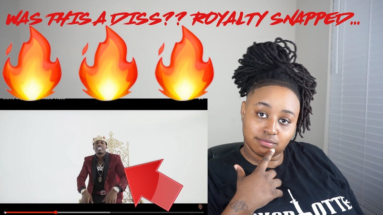 Royalty Took The Crown Lets Argue Movie Clips Cjsocool And Royalty Reaction
